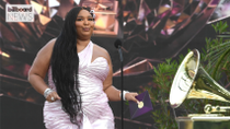 Lizzo Shares Freestyle All About the Friendship Between BTS' V and Jimin | Billboard News