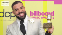 Drake's 'Certified Lover Boy' Stays Atop Billboard 200 Albums Chart for Second Week | Billboard News