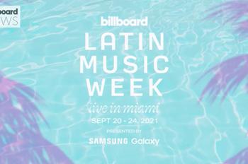 2021 Billboard Latin Music Week Preview: Daddy Yankee, Karol G & More | Billboard News