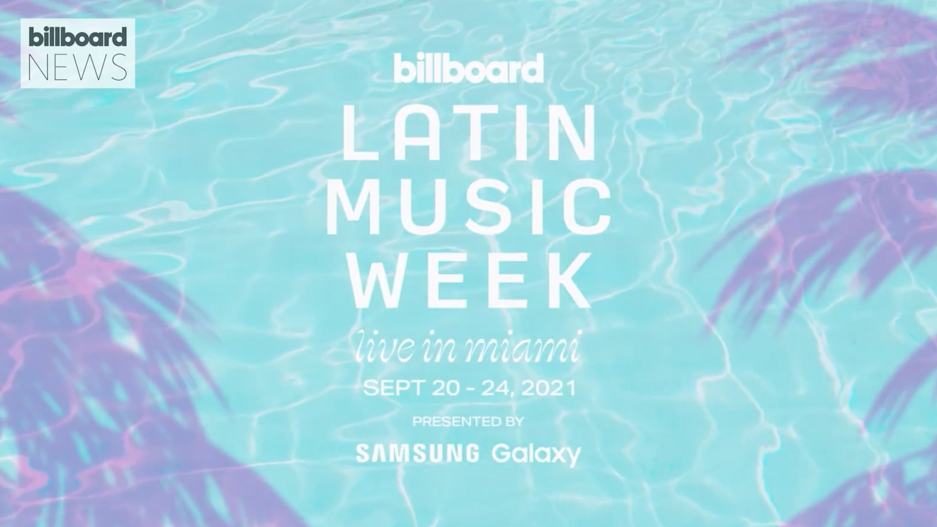 Here's What to Expect During 2021 Latin Music Week