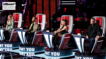 Ariana Grande and Kelly Clarkson Duet 'Respect' During 'The Voice' Premiere | Billboard News