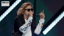 The Kid LAROI Exits Scooter Braun's Management for Adam Leber | Billboard News