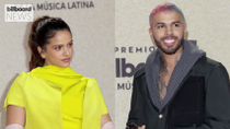Rosalía and Rauw Alejandro Go Public With Their Relationship | Billboard News