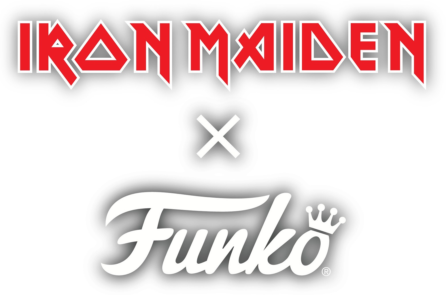 Iron Maiden and Funko