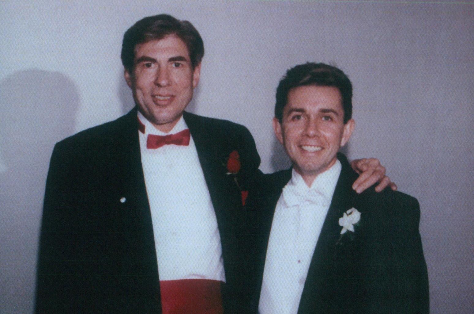 Stan Moress and Joe Galante