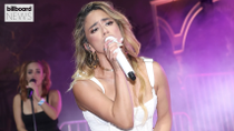 Ally Brooke Teases Spanish-Language Album, Collabs & Finding a Mentor in Selena Quintanilla's Sister | Billboard News