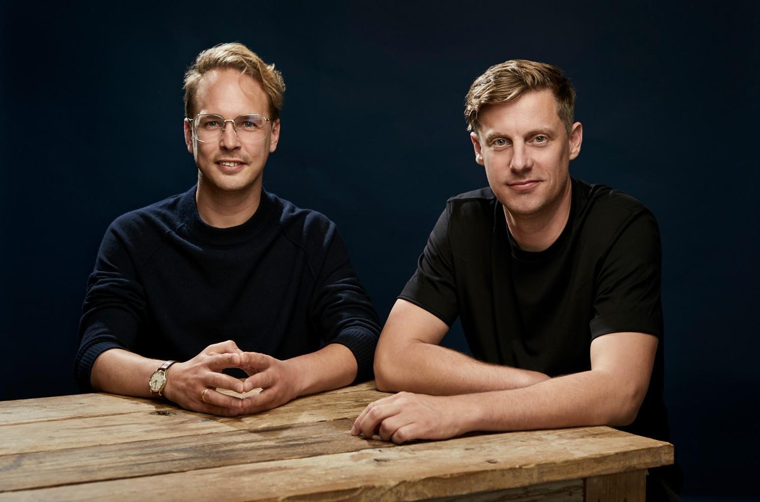 Meindert Kennis and Jan-Willem
