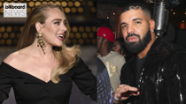 Drake Calls Adele 'One of My Best Friends in the World' as He Supports Her 'Easy On Me' Release | Billboard News