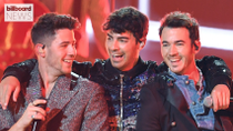 Jonas Brothers Announce Netflix 'Family Roast' Special | Billboard News