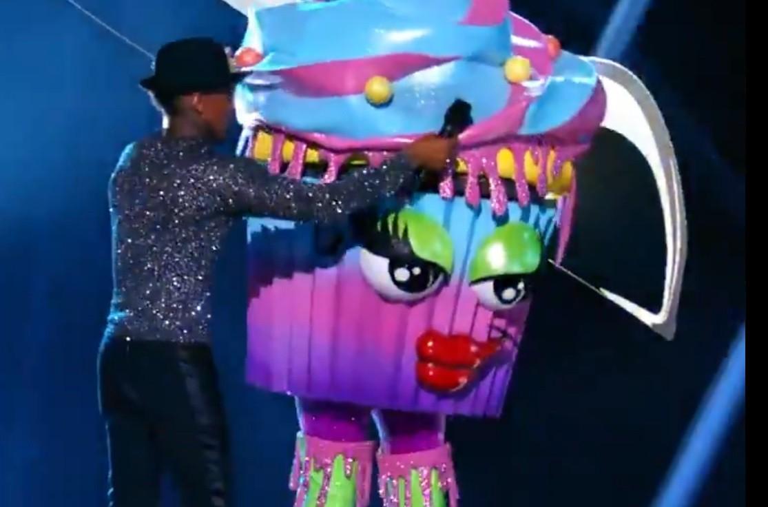 Legendary Sister Act Singer Revealed on 'The Masked Singer': Watch