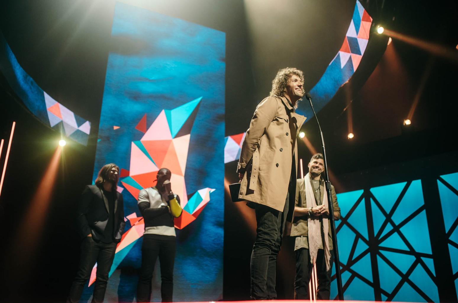 for King & Country, CeCe Winans, We the Kingdom, KB & Jason Ingram Among GMA Dove Awards Winners