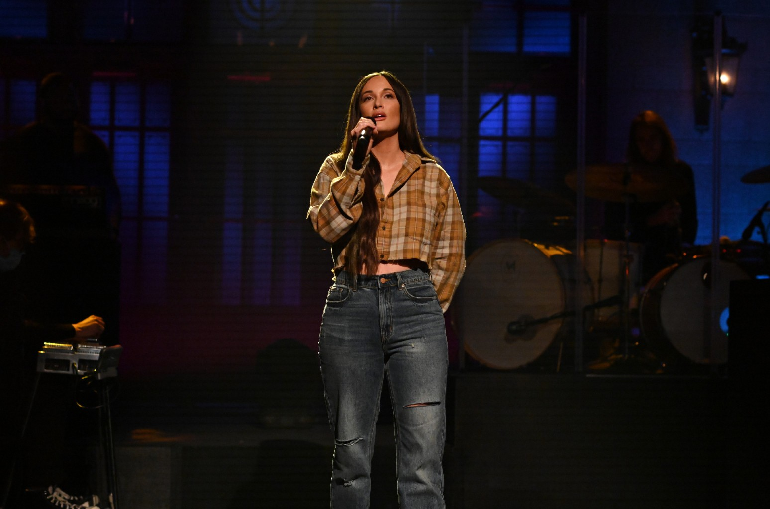 Kacey Musgraves Delivers Gorgeous 'Star-Crossed' Songs on 'SNL' Season Premiere