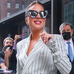 Lady Gaga Wears Boa Made of $100 Bills — And It Might Be Inspired by This Costume thumbnail