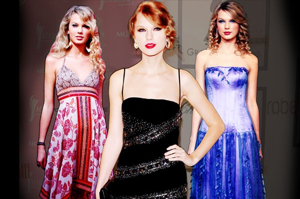 35 photos that show how Taylor Swifts style has evolved