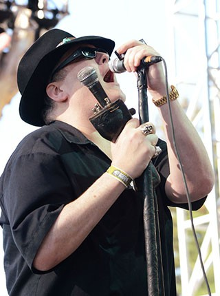 John Popper of Blues Traveler