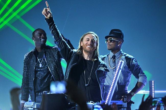 Ako, David Guetta & Ne-Yo