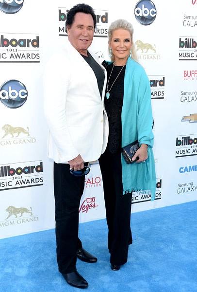 Wayne Newton & Kathleen McCrone