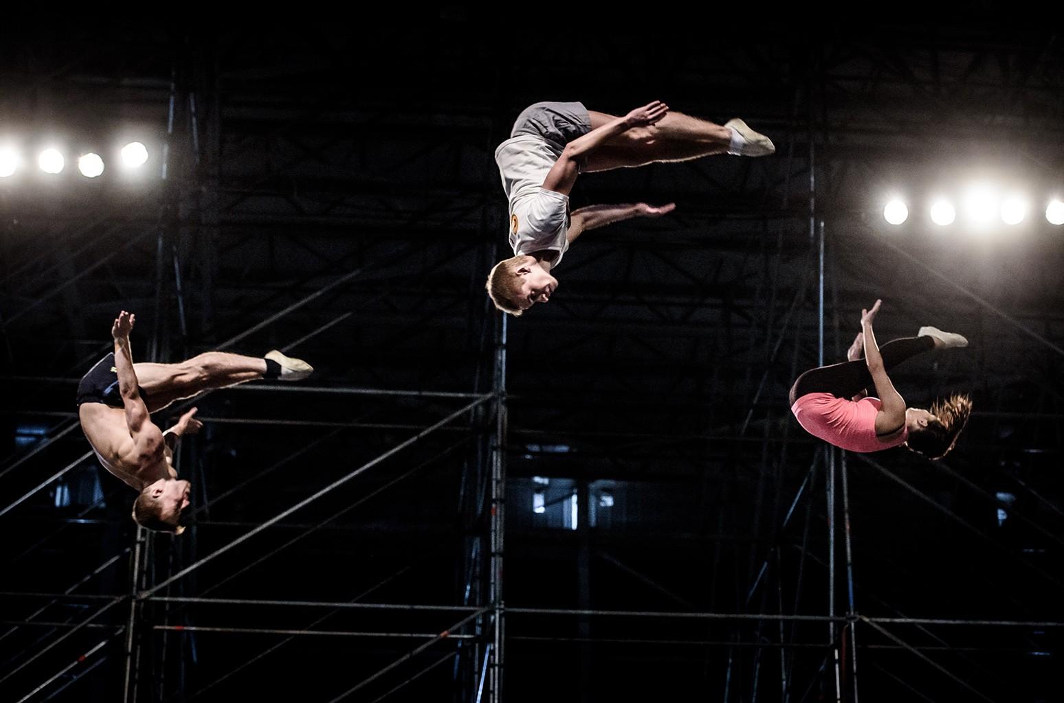 Cirque du Soleil SEP7IMO DIA