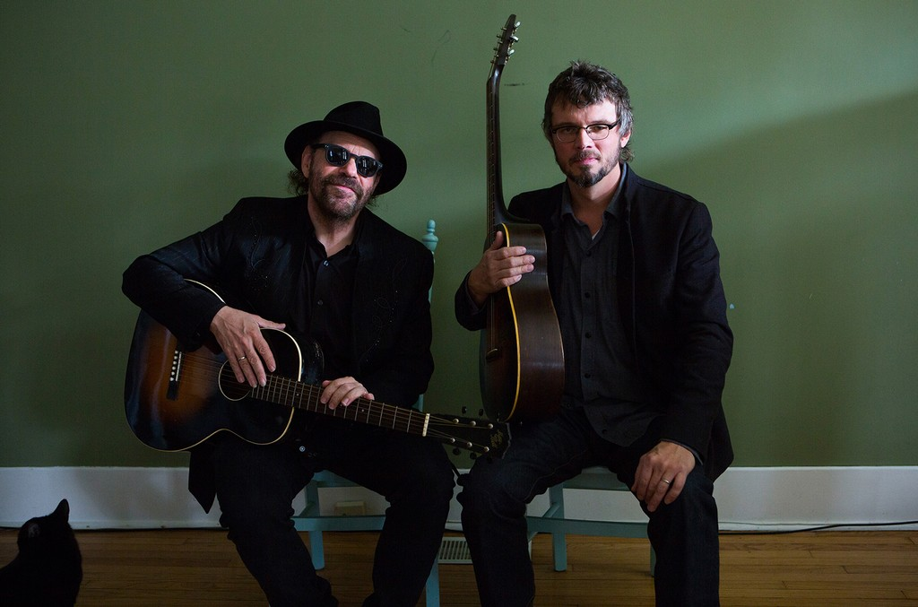Colin Linden & Luther Dickinson