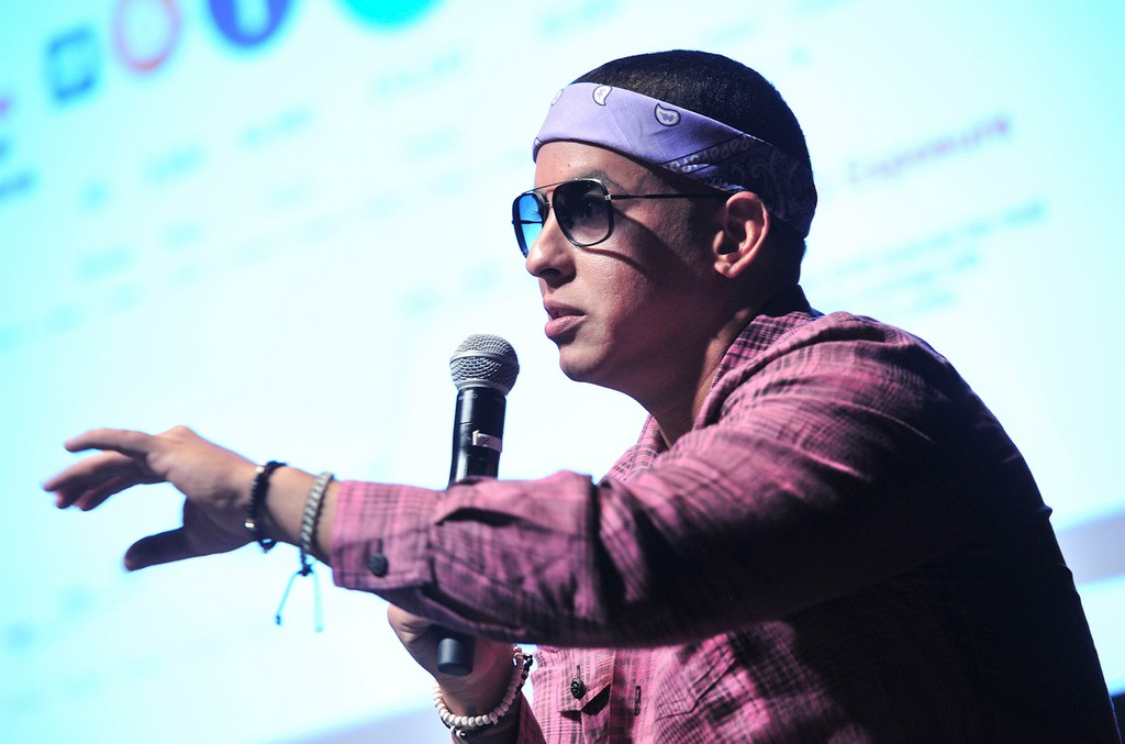 MIDEM 2017 - CONFERENCES - DADDY YANKEE MENTORING SESSION