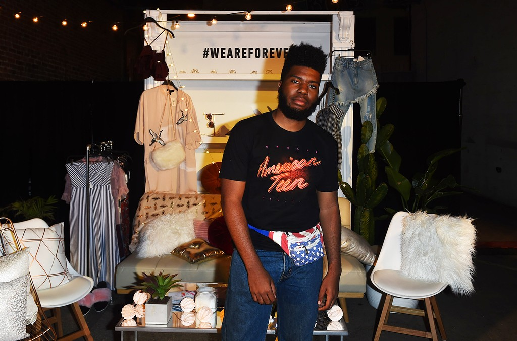FOREVER 21 Launches #WEARFOREVER with special performance by Khalid on July 17, 2017.