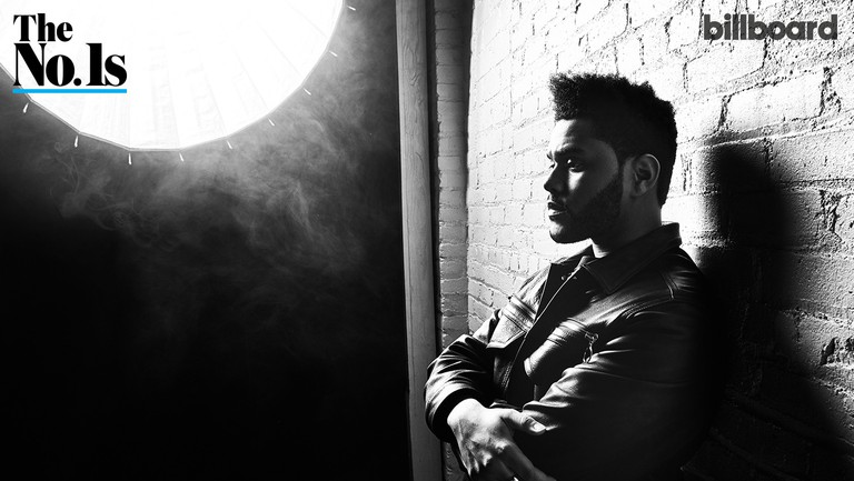 <p>Abel Tesfaye photographed&nbsp&#x3B;on Nov. 16 at Milk Studios in Los Angeles. Styling by Matthew Henson. Tesfaye wears a Mr. Completely T-shirt and jacket, Acne Studios jeans, Saint Laurent boots and O Thongthai ring.</p>