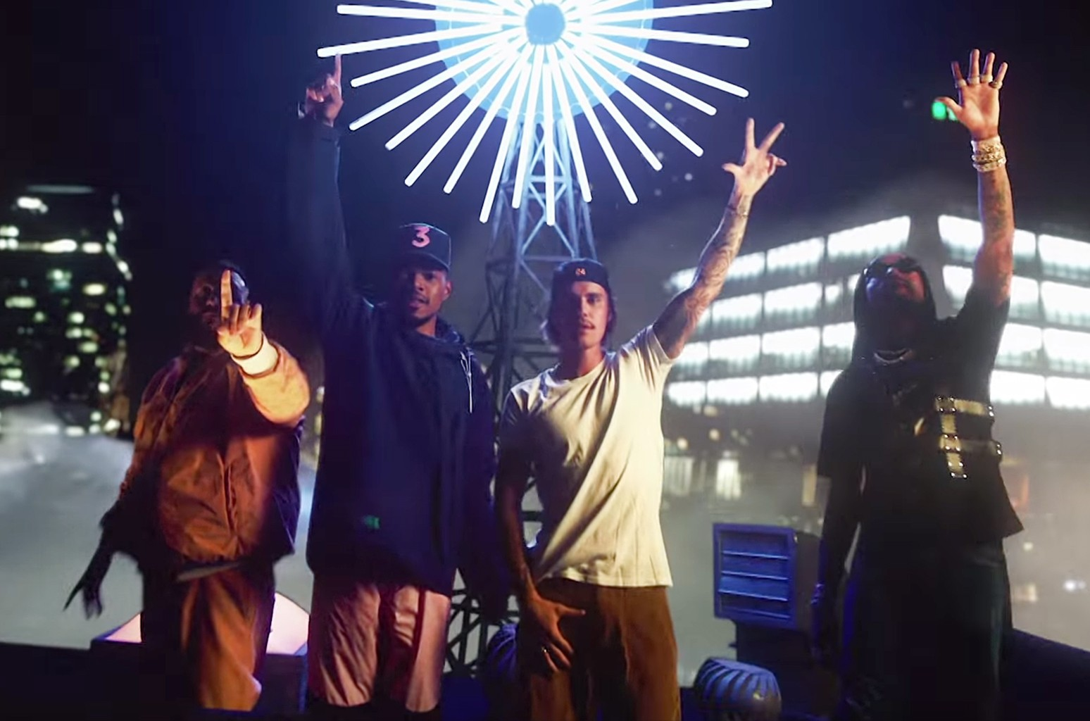 DJ Khaled, Chance The Rapper, Justin Bieber & Quavo