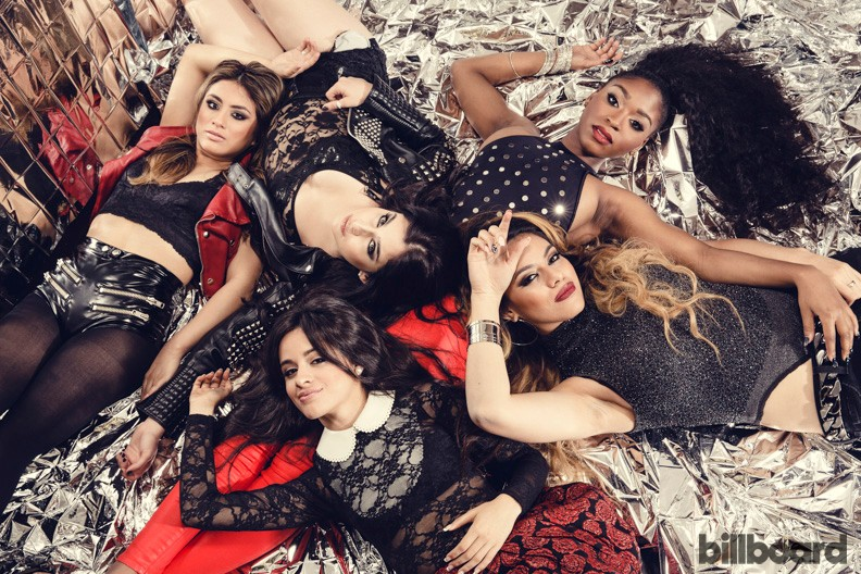 Fifth Harmony photographed on Jan. 21, 2015 at The Orlando Hotel in Los Angeles.