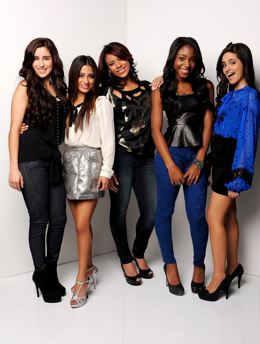 "Fifth Harmony poses for a portrait at FOX's ""The X Factor"" Season 2 Top 12 Live Performance Show on Nov. 7, 2012 in Hollywood, Calif."