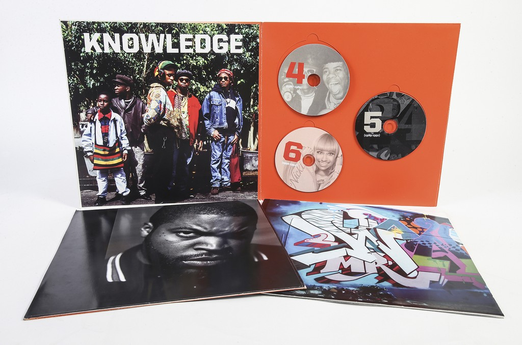 Smithsonian Anthology of Hip-Hop and Rap'