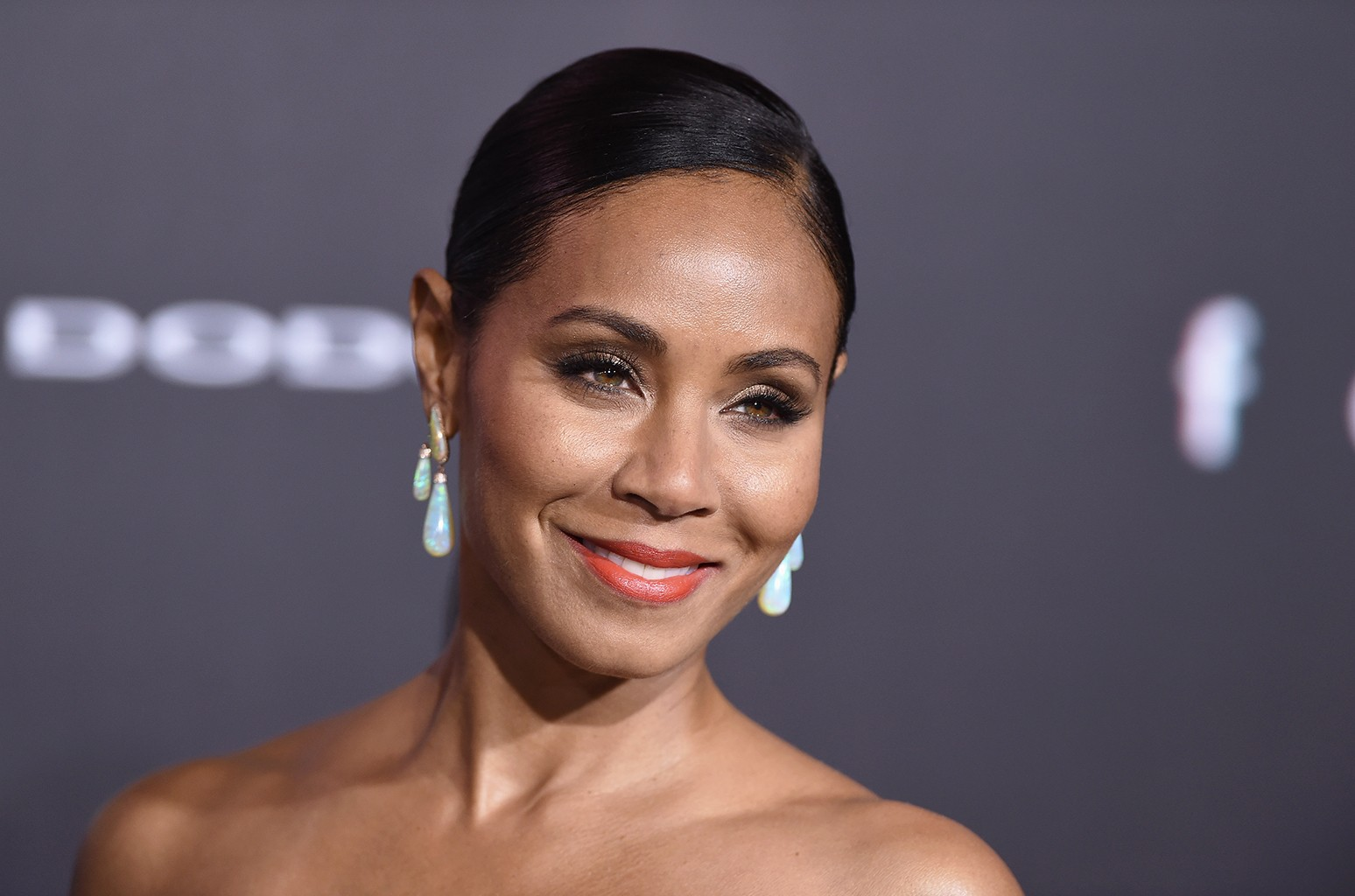 Jada Pinkett Smith at TCL Chinese Theatre on Feb. 24, 2015 in Hollywood, Calif.