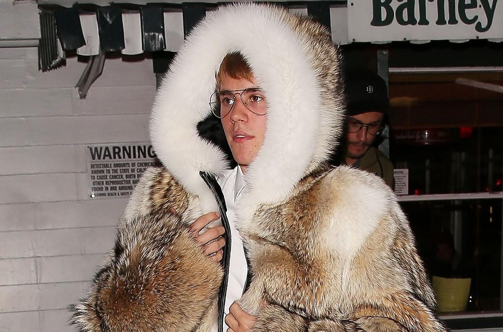 Justin Bieber in 2016.