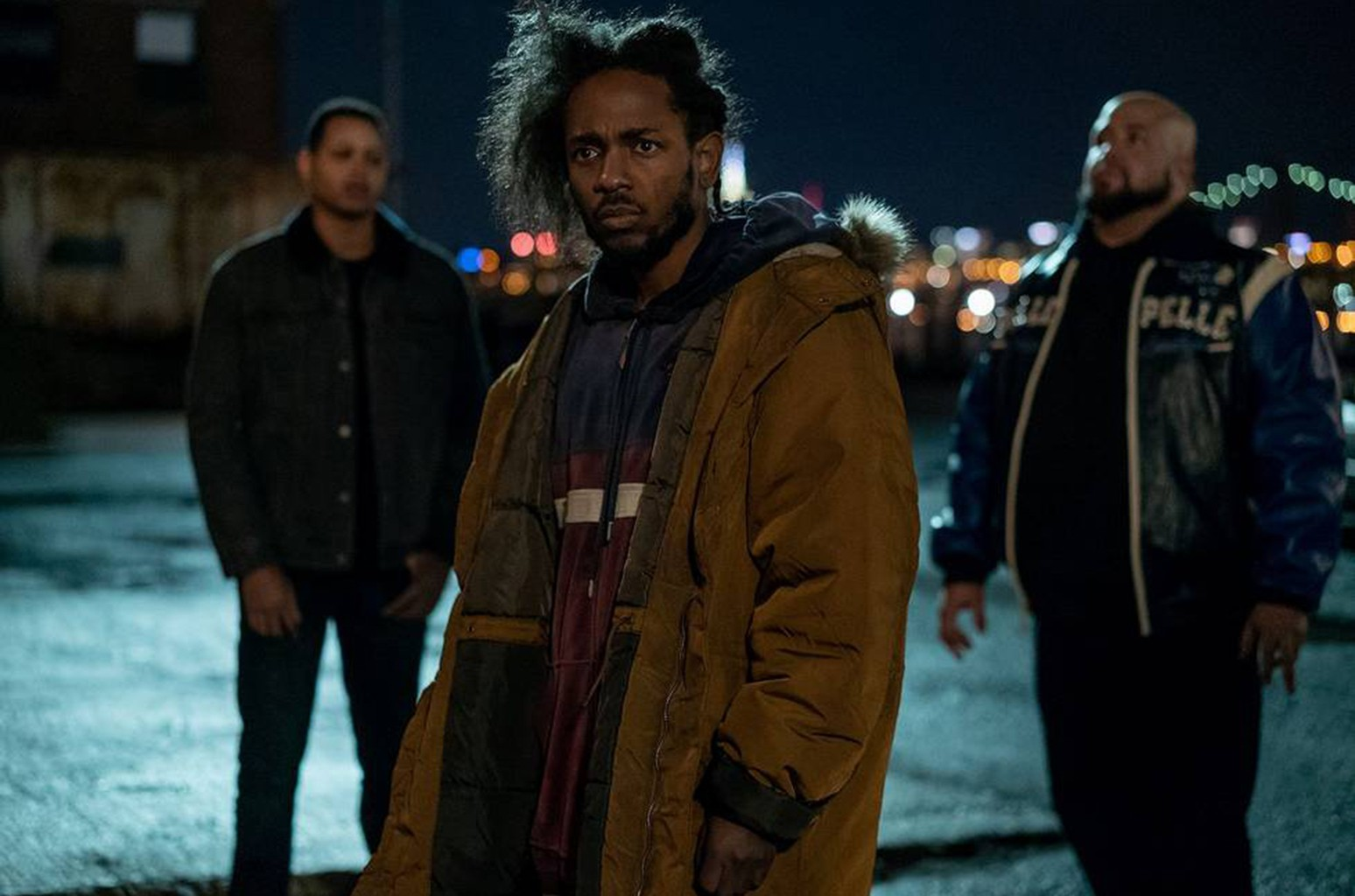 Kendrick Lamar on Power.