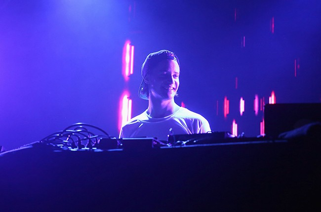 KYGO performs at the Billboard Winterfest at Park City Live!