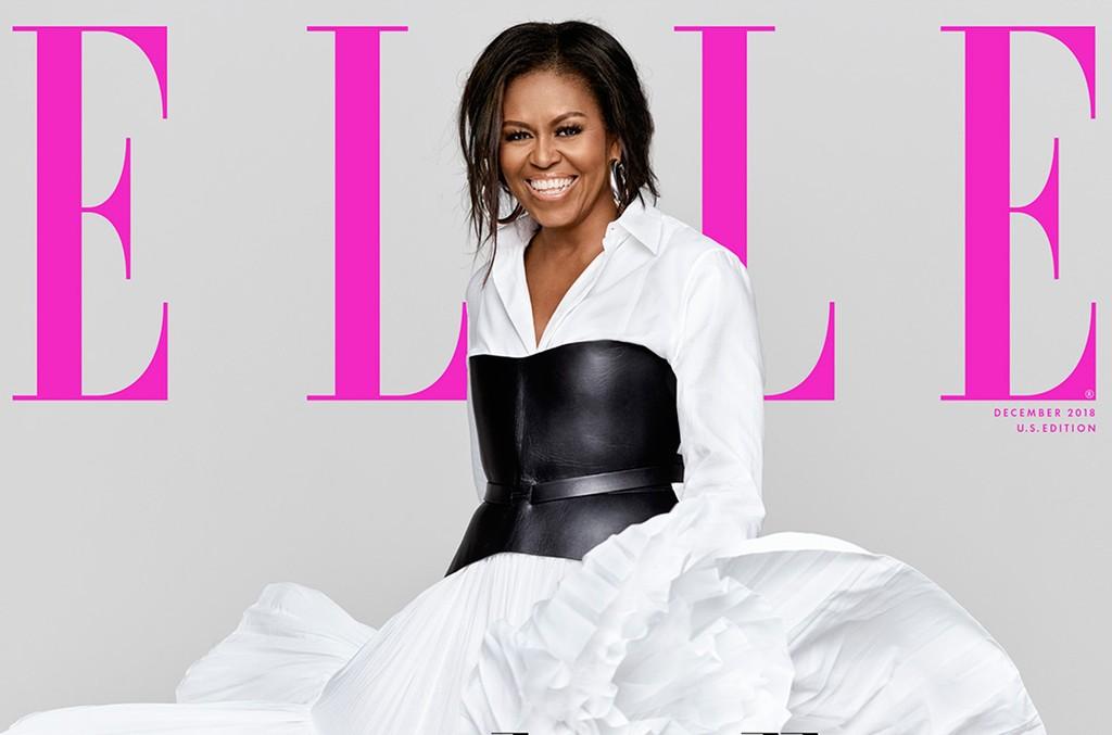 Michelle Obama Elle