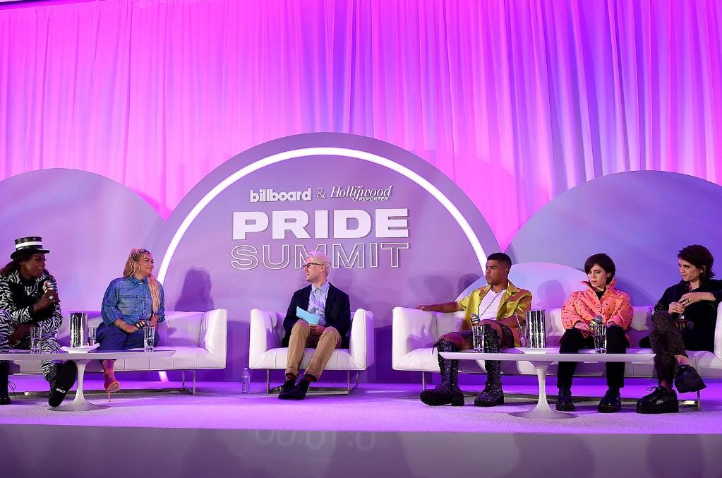 """""""Queer Headliners"""" Panel"""