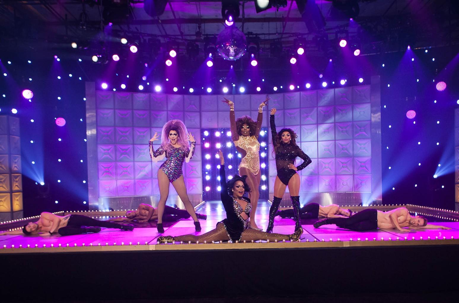 RuPaul's Drag Race All Stars Finale