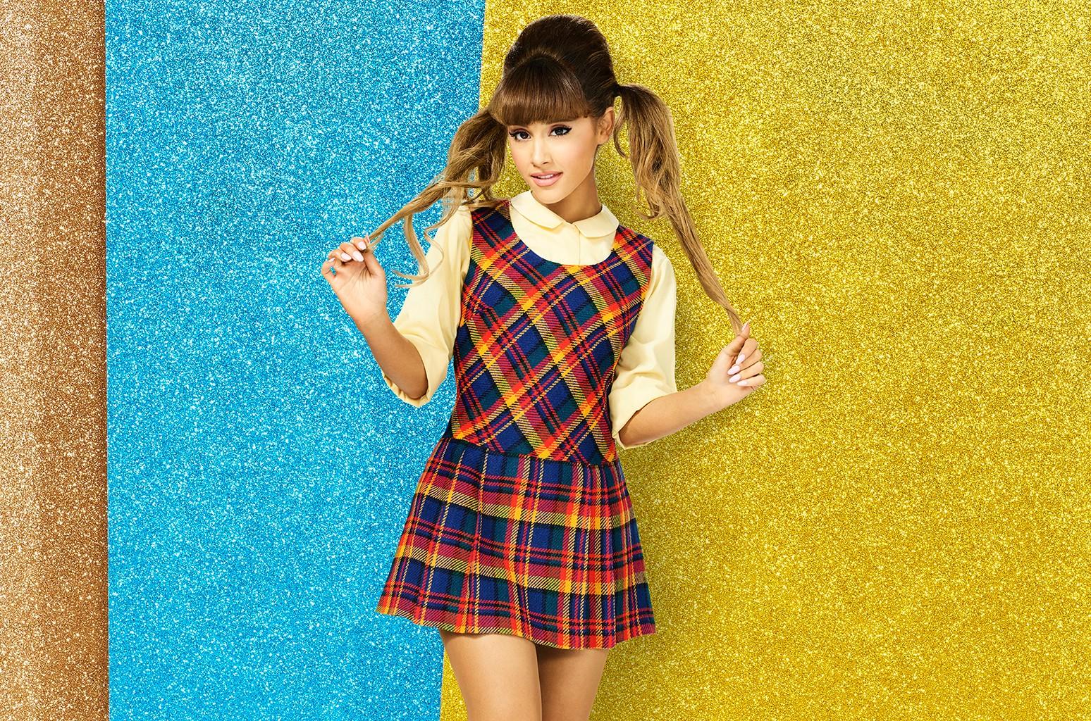 Ariana Grande as Penny Pingleton