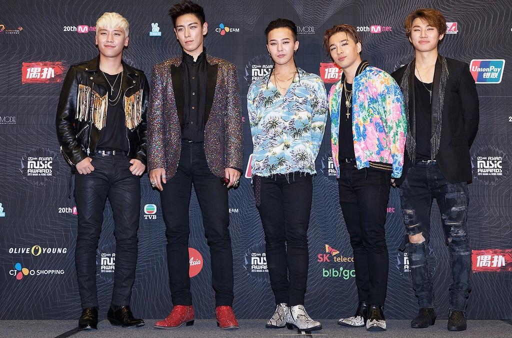 BigBang in 2015
