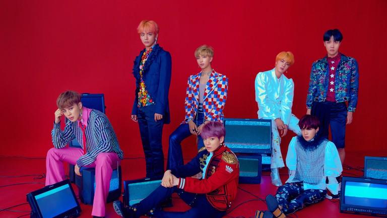 BTS Bangtan Boys Group Cover BILLBOARD MAGAZINE 2018 Brand NEW FEBRUARY 17