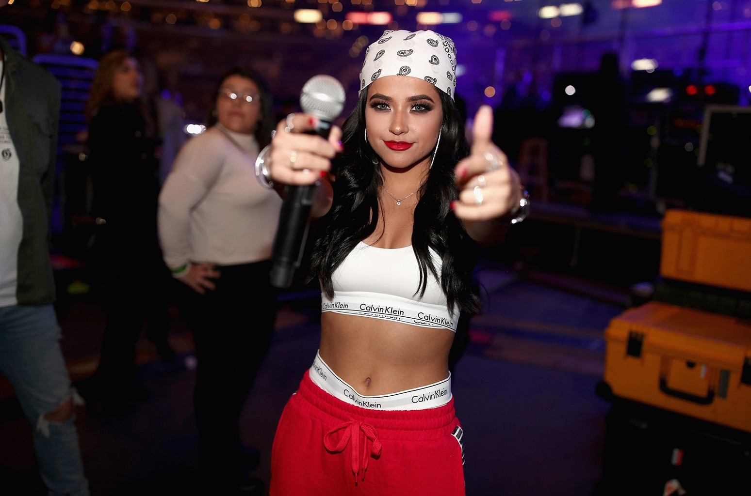 Becky G On Finding The Difference Between Classy Raunchy With Racy Mayores Billboard