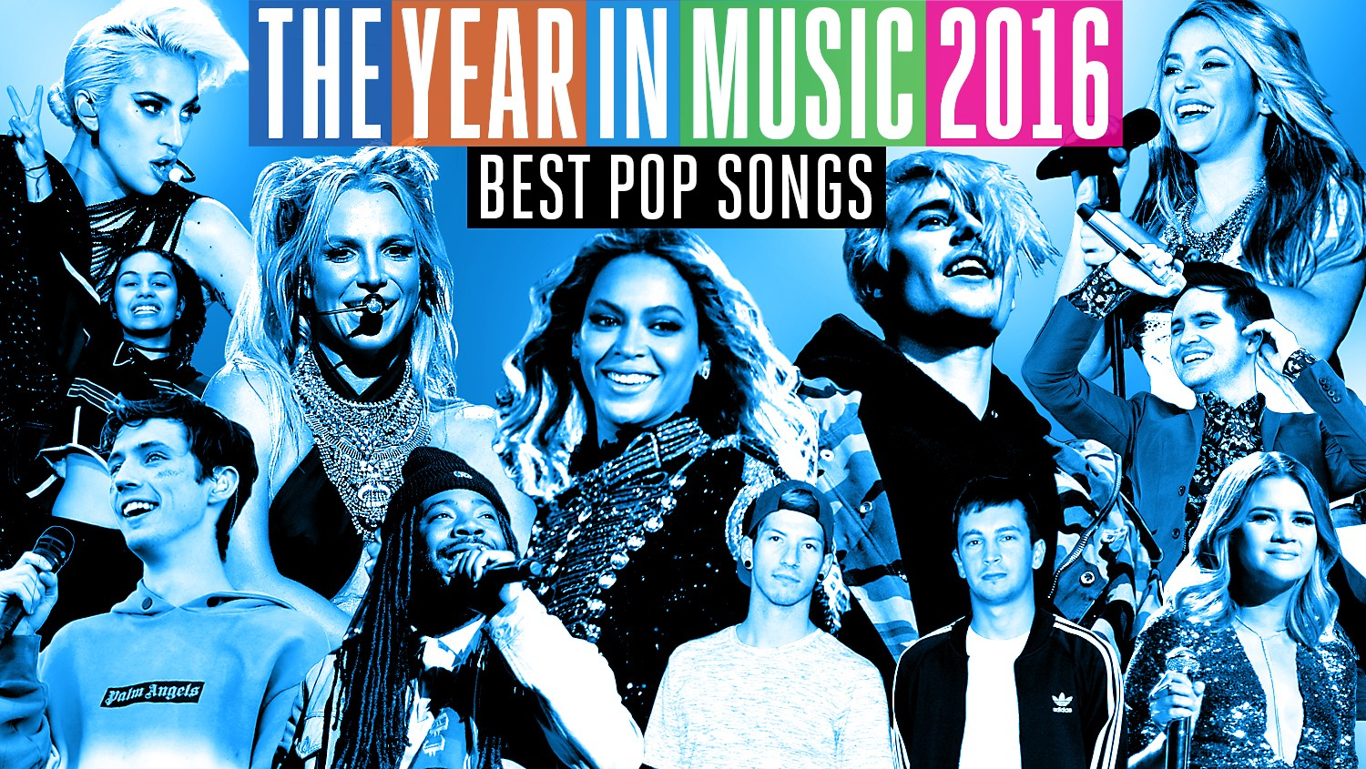 Best Pop Songs of 2016
