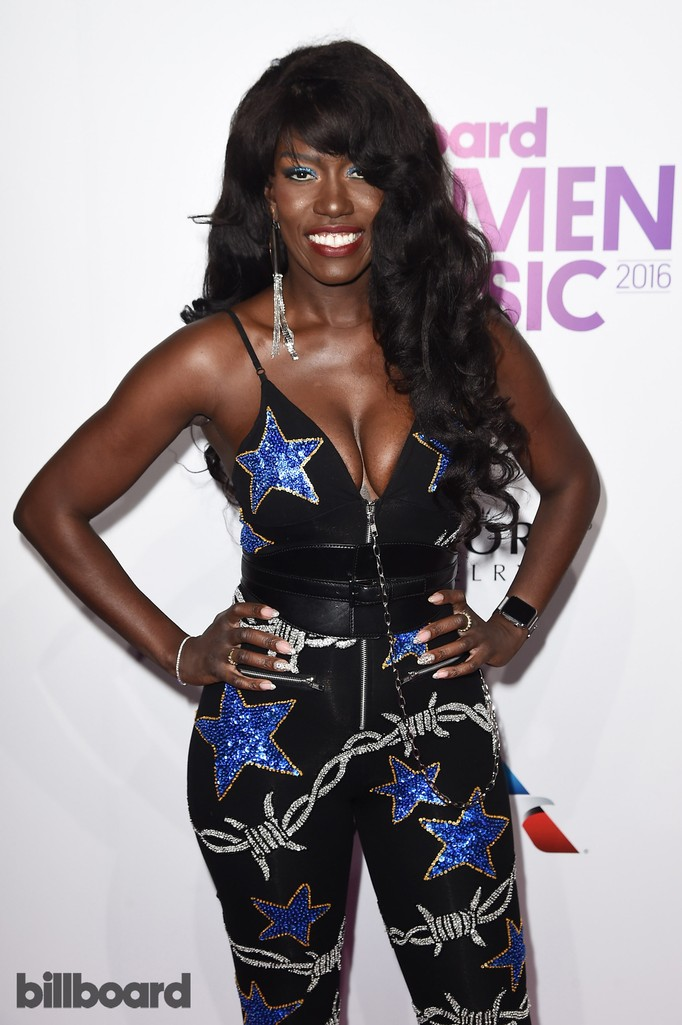 Bozoma Saint John attends the Billboard Women in Music 2016 event on Dec. 9, 2016 in New York City.