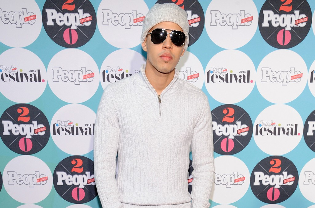 Brytiago attends the 5th Annual Festival People En Espanol