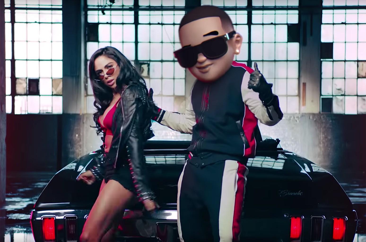 Daddy Yankee Snow Con Calma