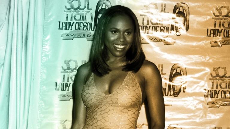 <p>Deborah Cox attends the Fourth Annual Soul Train Lady of Soul Awards on Sept. 3, 1998 at Santa Monica Civic Auditorium in Santa Monica, Calif.</p>