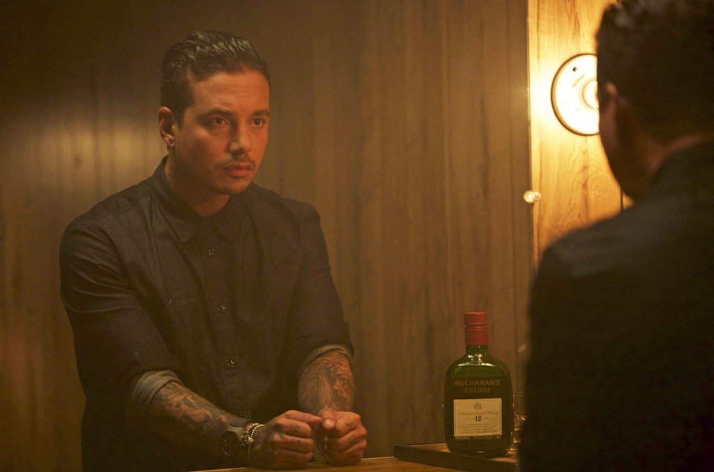 J Balvin on his new campaign with Buchanan