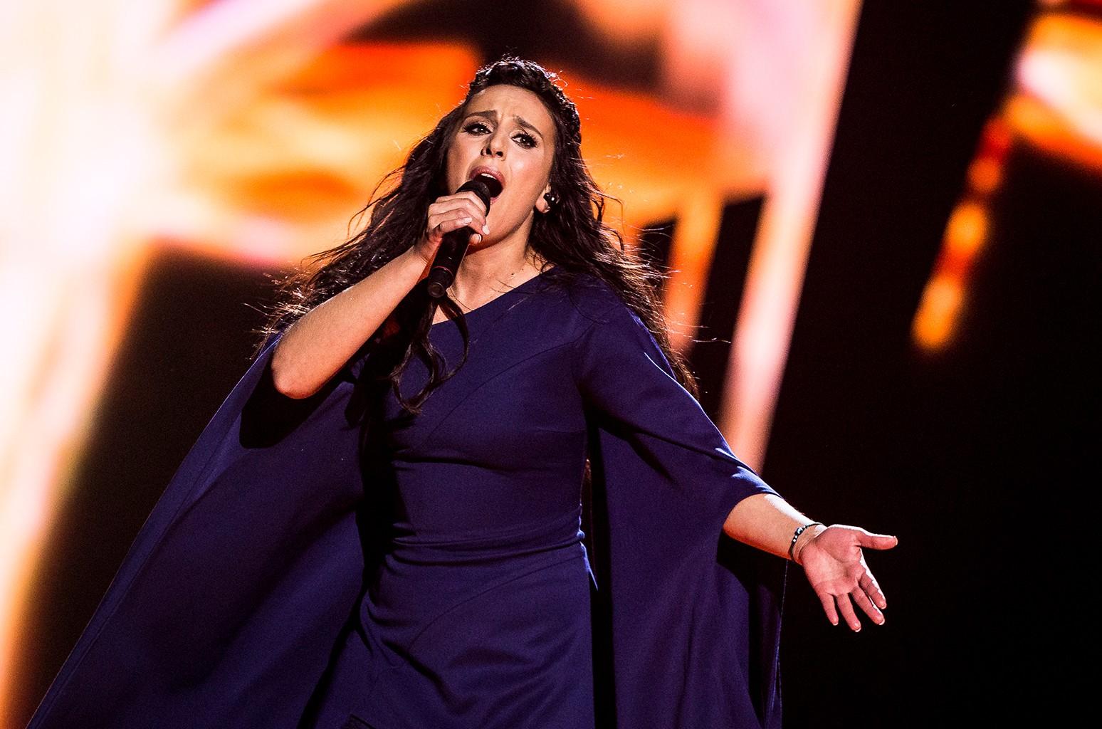 Jamala, Ukraine, Eurovision Song Contest