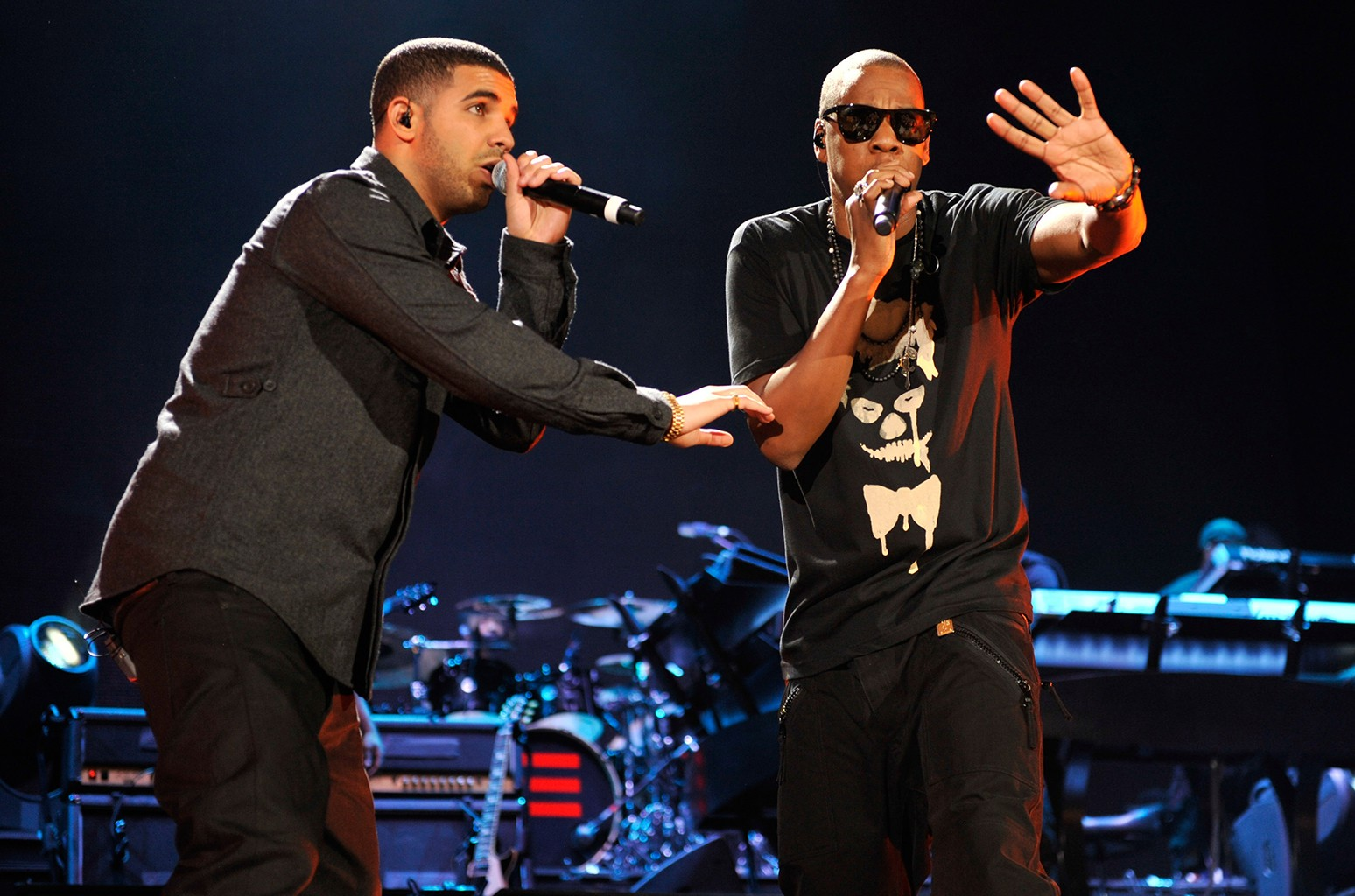 A Timeline Of Jay Z And Drake S Competitive Relationship Billboard