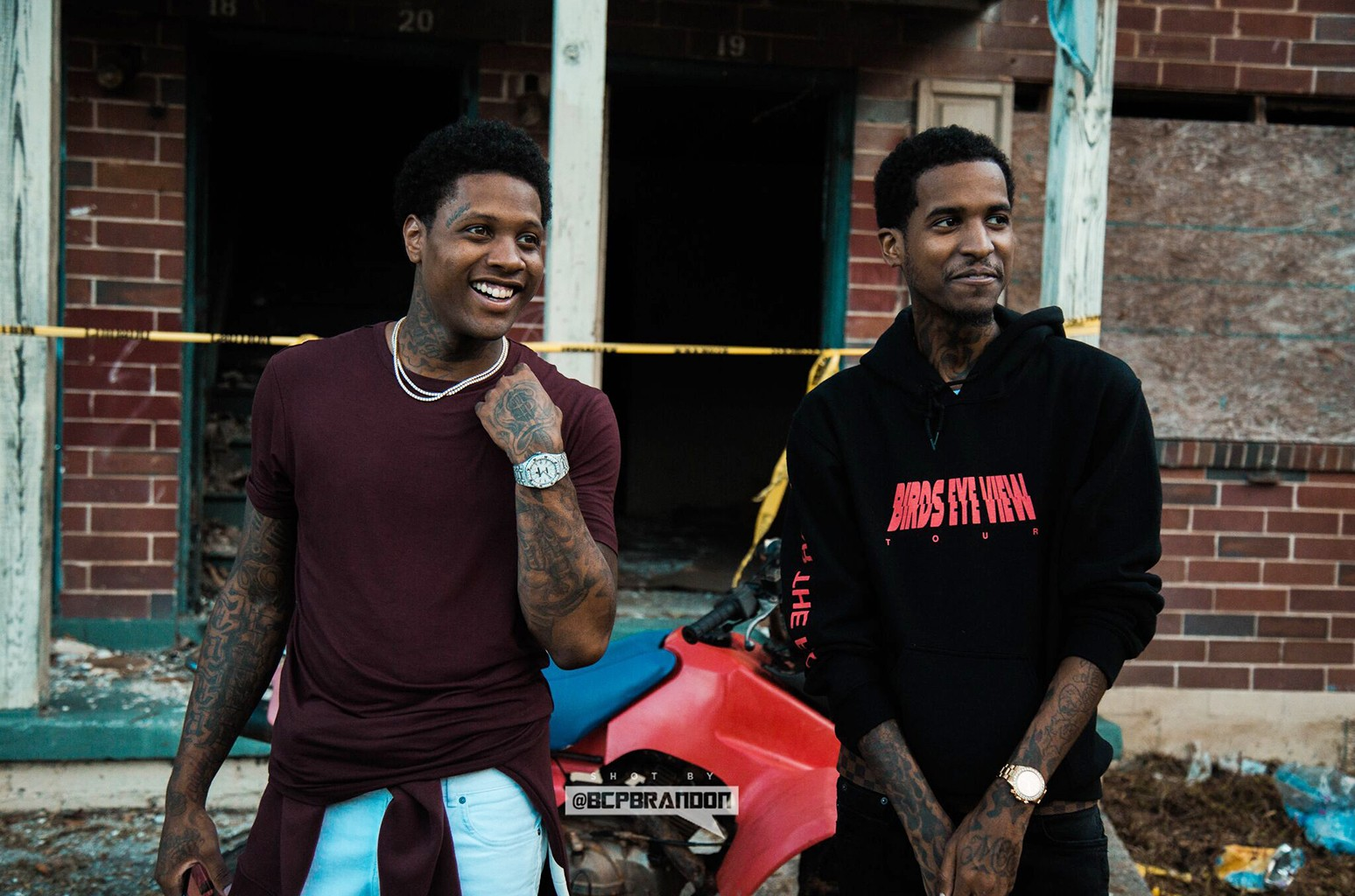 Lil Durk and Lil Reese